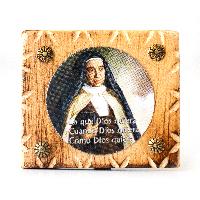 017S Slika svetice na drvetu