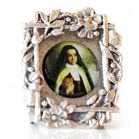 021S Slika svetice na metalu