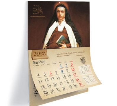 Kalendar za 2021. god.