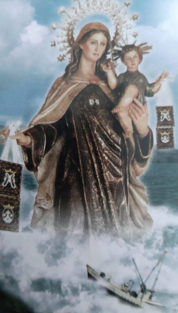 sveta Maravillas od Isusa