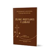"""032Z - Knjiga citata """"Zrake svjetlosti i ljubavi"""""""