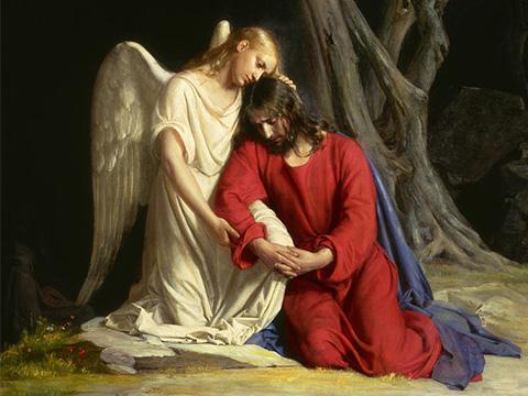 Pakt uzajamne ljubavi s anđelom